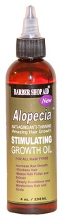 New Product - Alopecia ANTI-THINNING ANTI-AGING Amazing Hair Growth Oil & Beard Oil 4 oz.