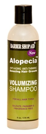 New Product - Alopecia ANTI-THINNING ANTI-AGING Volumizing Shampoo 8 oz.