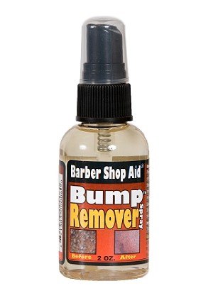 Barber Shop Aid® Bump Remover™ Spray 2 oz.  Case Pack/12 2 oz. Units Wholesale Discounted 40% Discount